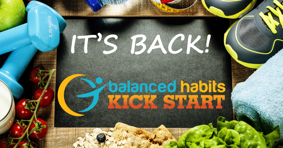 Coming in January!  Our next nutrition kickstart!  Call/text/ask for details 410-324-6945