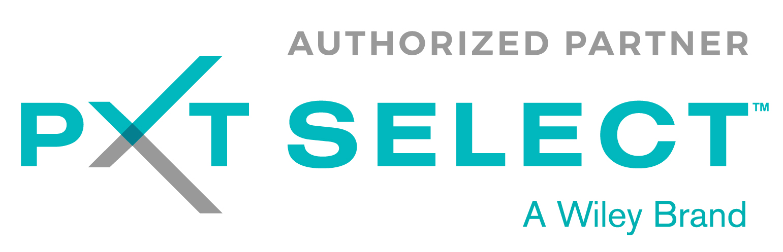 Authorized Partner PXT Select logo