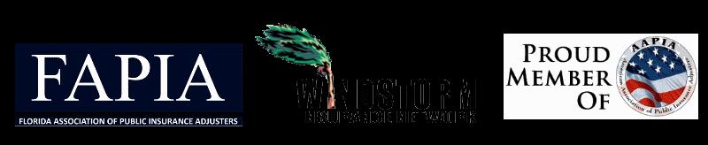 Maximum Public Insurance Adjusters is a proud member of FAPIA - Florida Association of Public Insurance Adjusters, Windstorm Insurance Network and a Proud member of AAPIA - American Association of Public Insurance Adjusters
