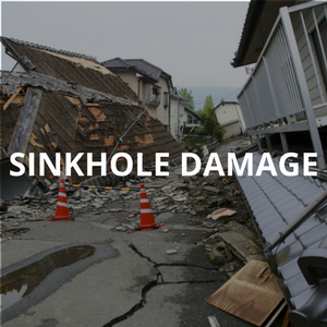 Sinkhole Insurance Claim - Public Insurance Adjuster - Maximum Insurance Adjuster, Inc.