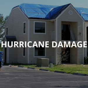 Hurricane Damage Insurance Claim - Public Insurance Adjuster - Maximum Insurance Adjuster, Inc.