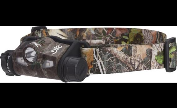 Photo:  Cabela's  Browning 1AA-USB Rechargeable Headlamp