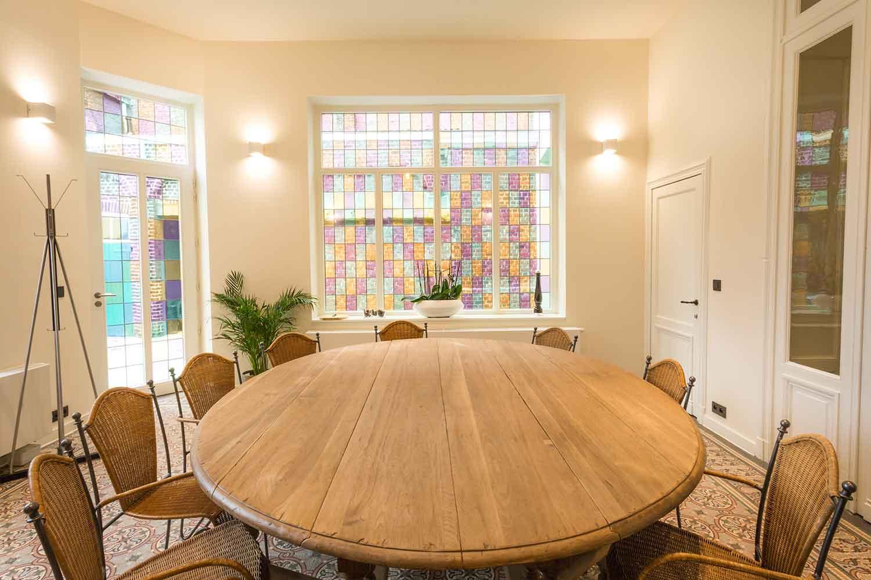 Vergaderzaal met catering mogelijkheden in authentieke sfeer - Roeselare
