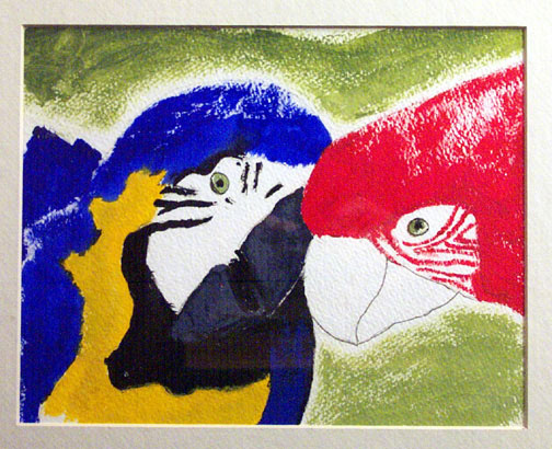 Parrots II