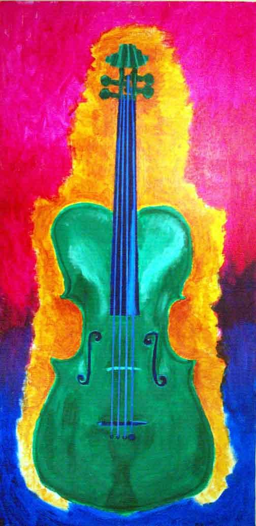The Green Violin