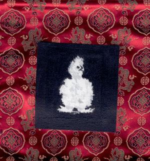 Silky Chicken Scroll