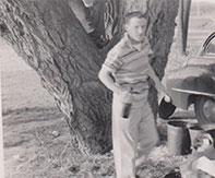 """Mr. Mulchur was also known as """"Mr. Crabby."""""""