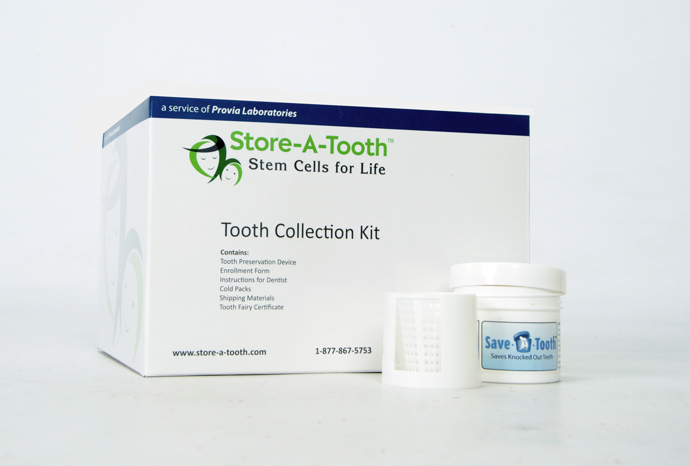 Teeth are a great source of stem cells for banking. The most obvious reason is that it's easy to collect a baby tooth that's naturally falling out or a wisdom tooth being extracted.  More importantly, the dental pulp in your child's baby and wisdom teeth is an excellent source of mesenchymal stem cells.