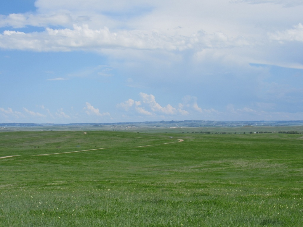 2,400 Acres +/- Ranchland