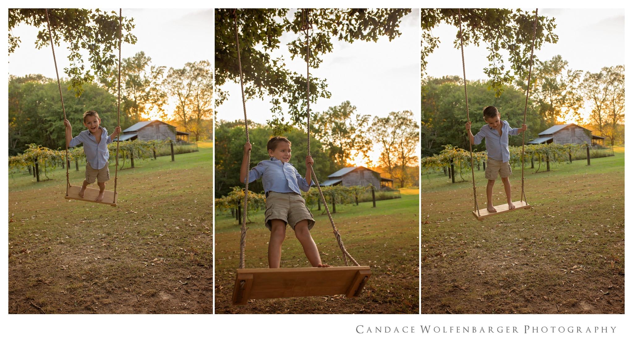 Naaman Caroline Swing Session Candace Wolfenbarger Sanford NC Childrens Photographer 6.jpg