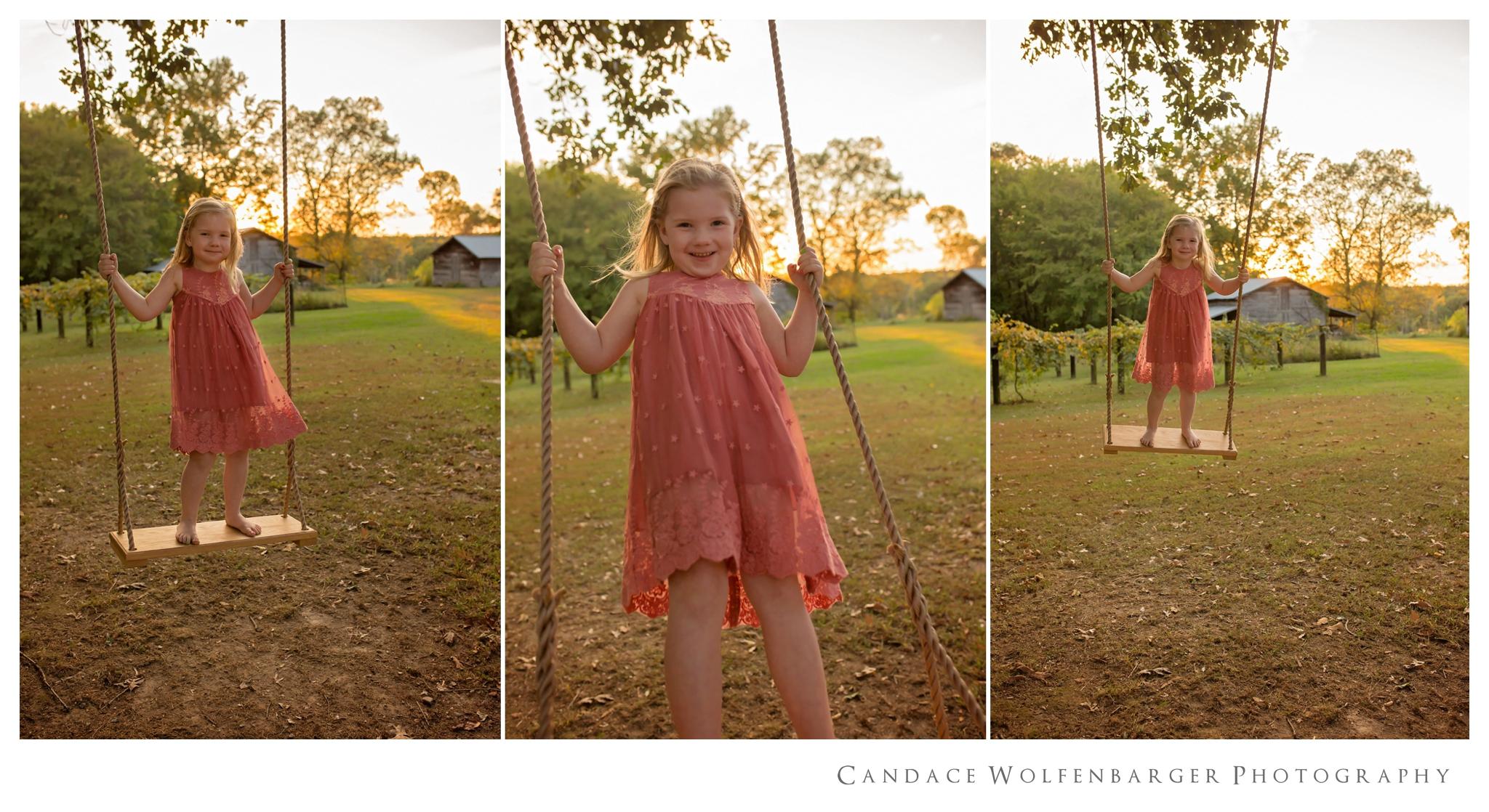 Naaman Caroline Swing Session Candace Wolfenbarger Sanford NC Childrens Photographer 9.jpg