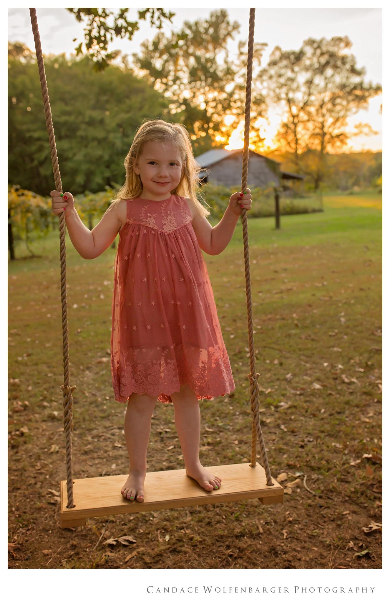 Naaman Caroline Swing Session Candace Wolfenbarger Sanford NC Childrens Photographer 10.jpg