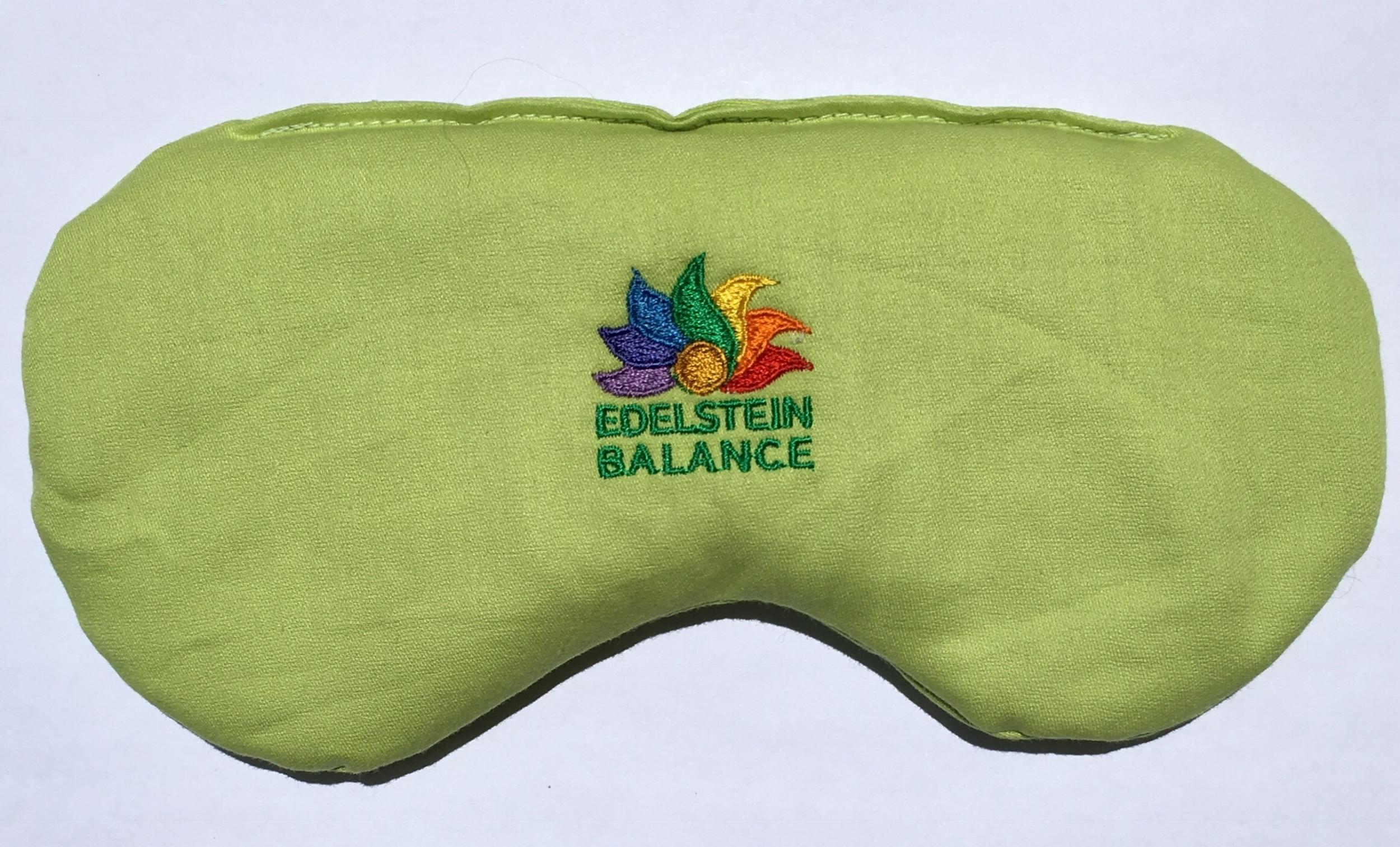 Eye Pillow: Anti-Stress    Gemstones: Aventurine, Magnesite, Smoky Quartz