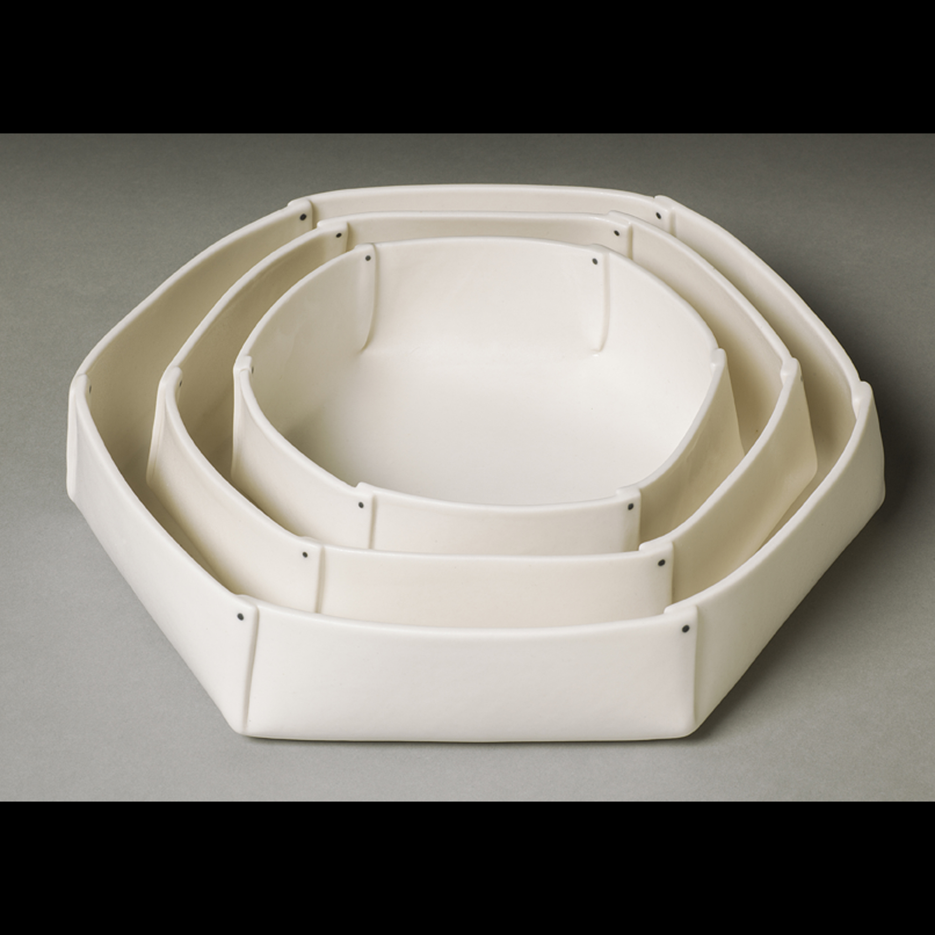 Six-Sided Tray Set