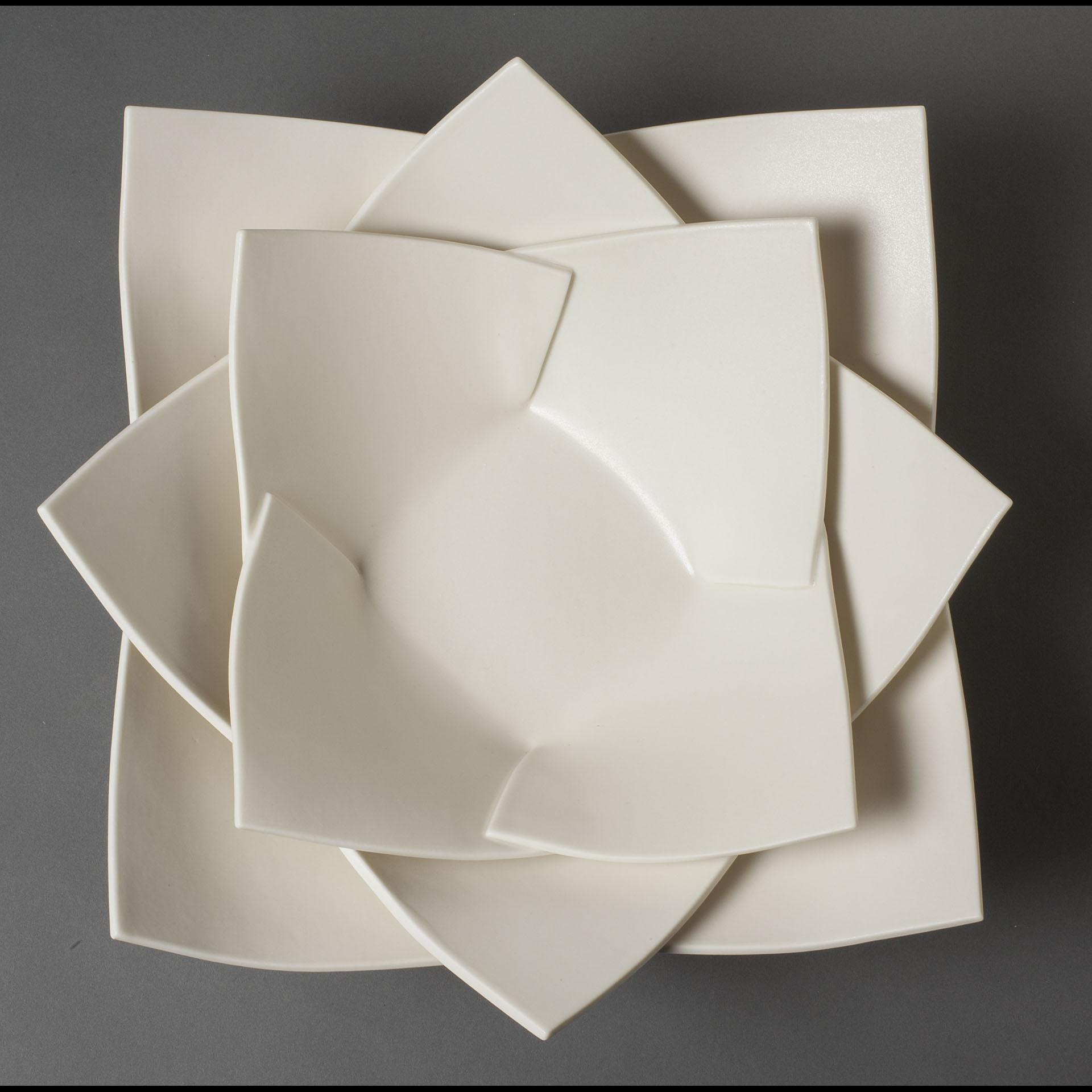 Folded Bowl Set