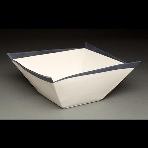 Large Asymmetrical Bowl