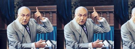 Nadim Sawalha, All I Want is a British Passport, 2003.jpg