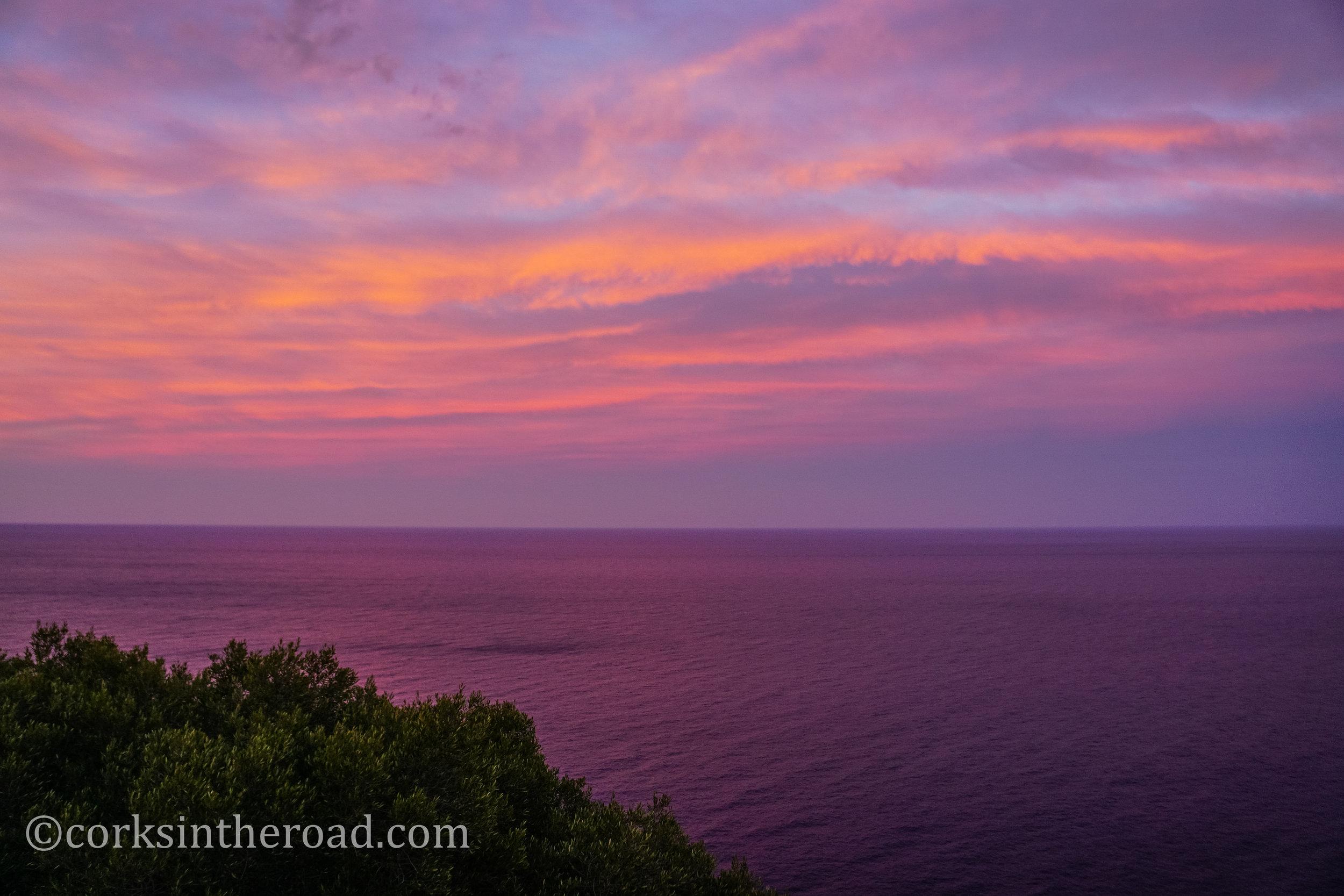 20160810Barcelona, Corksintheroad, Costa Brava, Costa Brava Landscape, Restaurant El Far, Sunsets.jpg