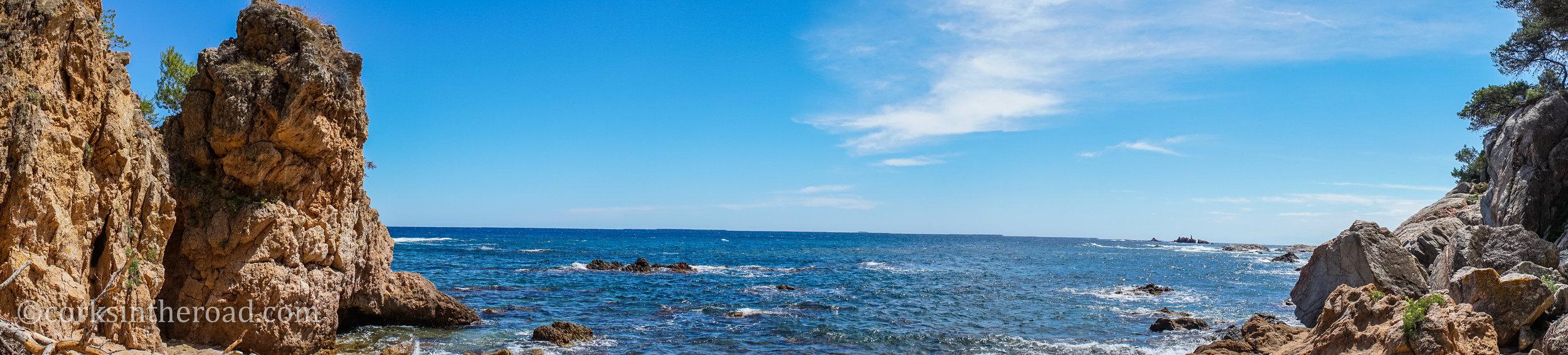 20160810Barcelona, Corksintheroad, Costa Brava, Costa Brava Landscape, Panorama.jpg