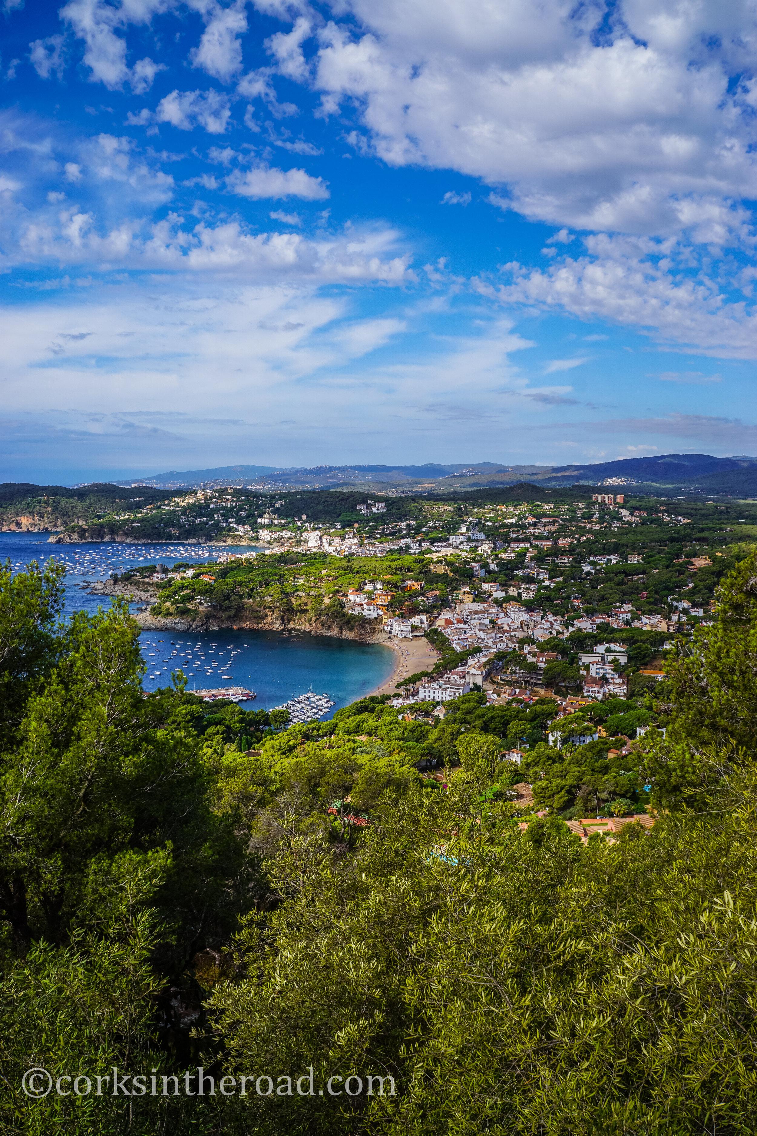 20160810Barcelona, Corksintheroad, Costa Brava, Costa Brava Landscape.jpg
