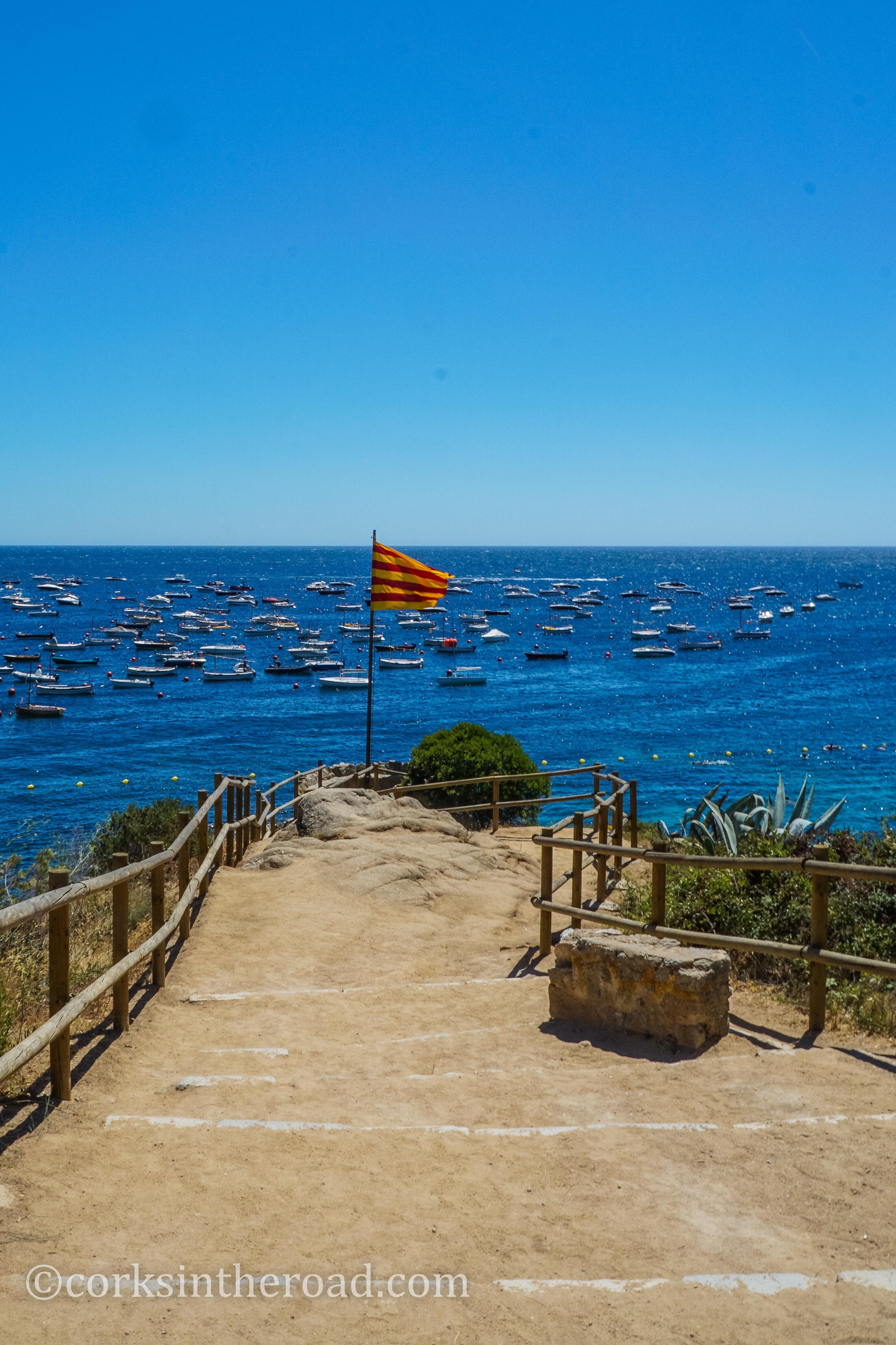 20160807Barcelona, Beaches, Corksintheroad, Costa Brava, Costa Brava Landscape-3.jpg