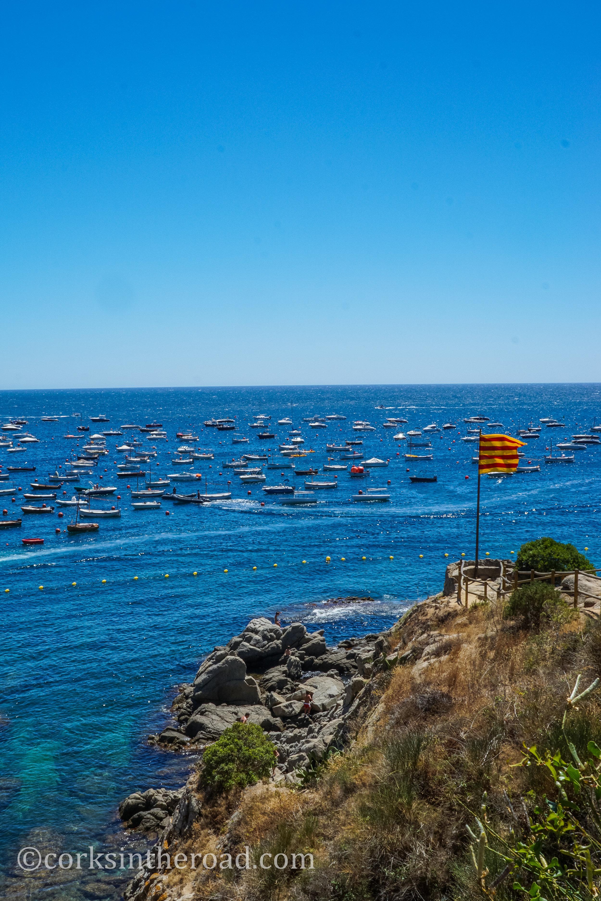 20160807Barcelona, Beaches, Corksintheroad, Costa Brava, Costa Brava Landscape-2.jpg