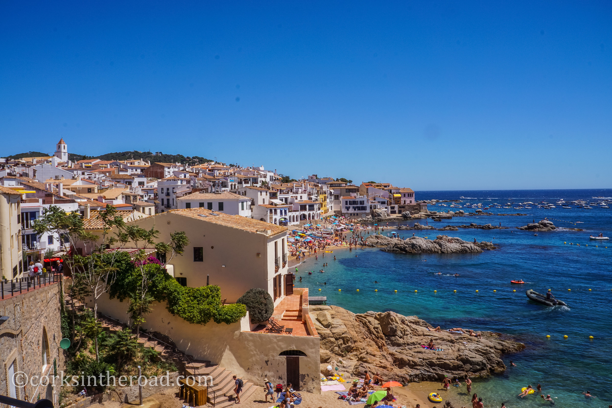 20160807Barcelona, Beaches, Corksintheroad, Costa Brava, Costa Brava Landscape.jpg