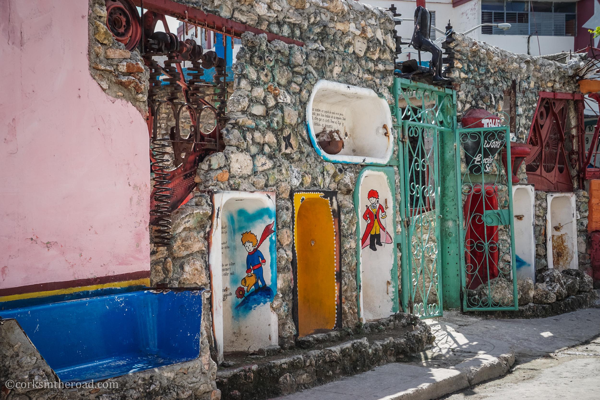 Corksintheroad, Cuba, Hamel-4.jpg