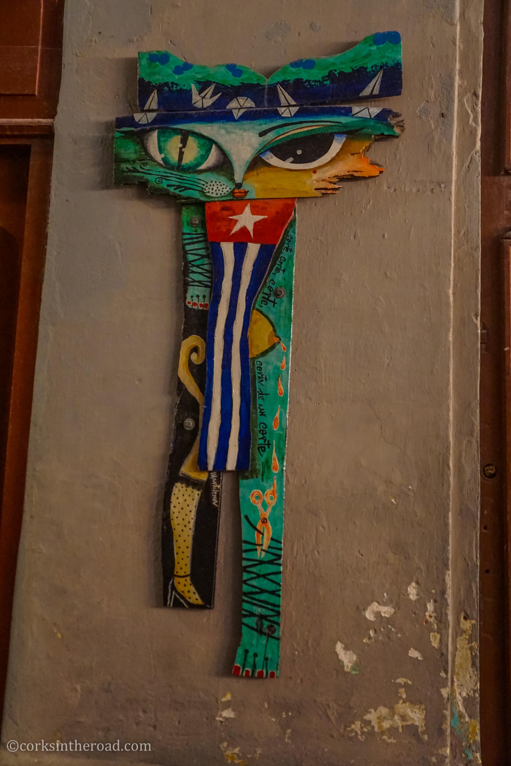 Corksintheroad, Cuba, Havana, Street Art.jpg