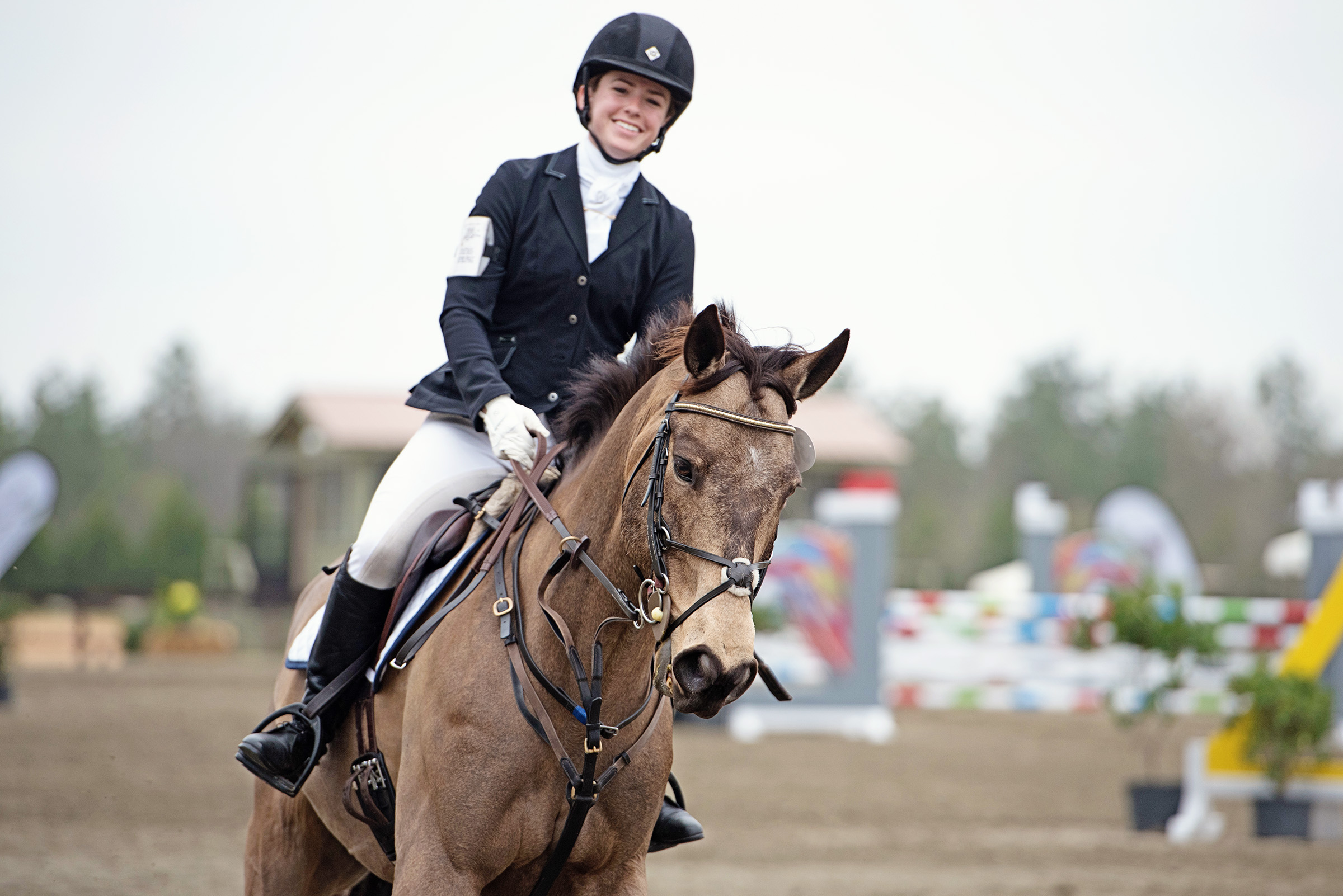 What Do I Wear Discover Eventing