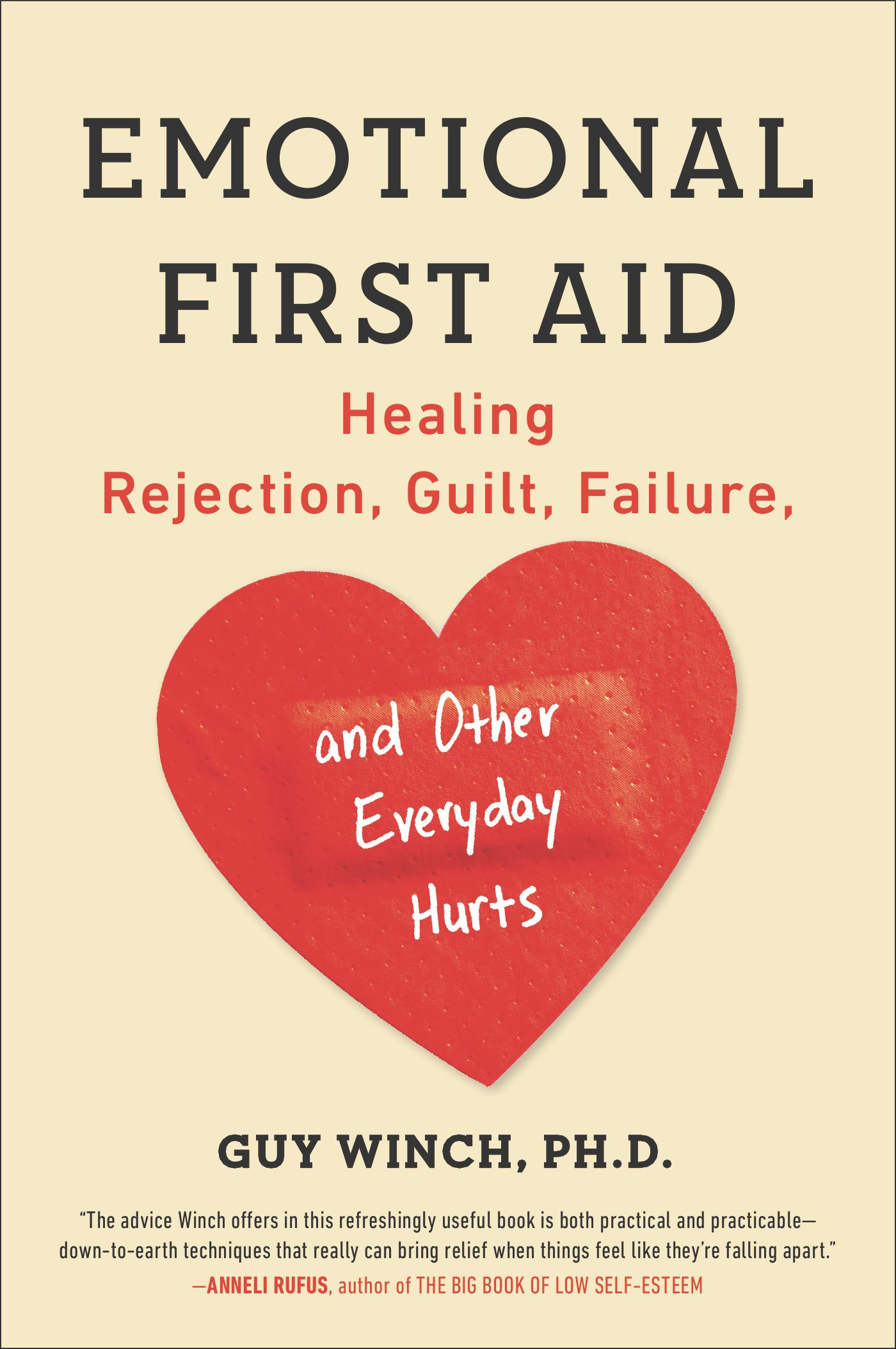 Emotional First Aid Paperback