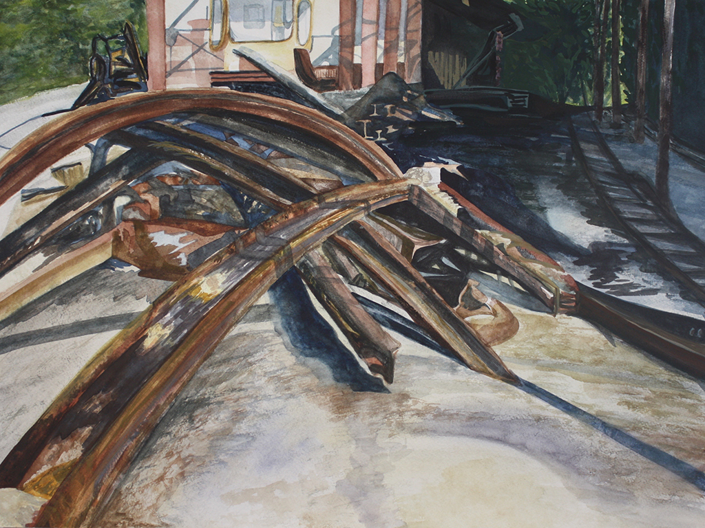 Taylor Smith-Hams, community artist