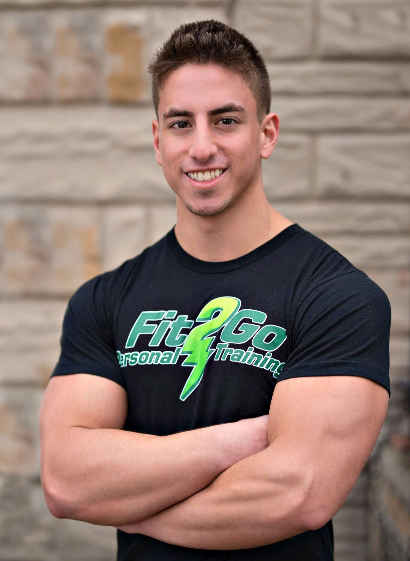 Dani Singer, personal trainer