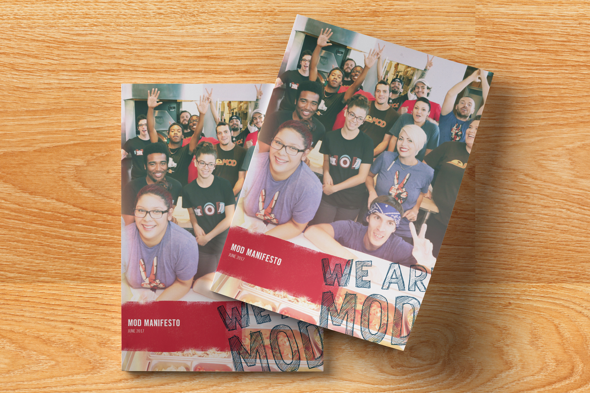 MOD Pizza - Campaign & Outreach  View Project