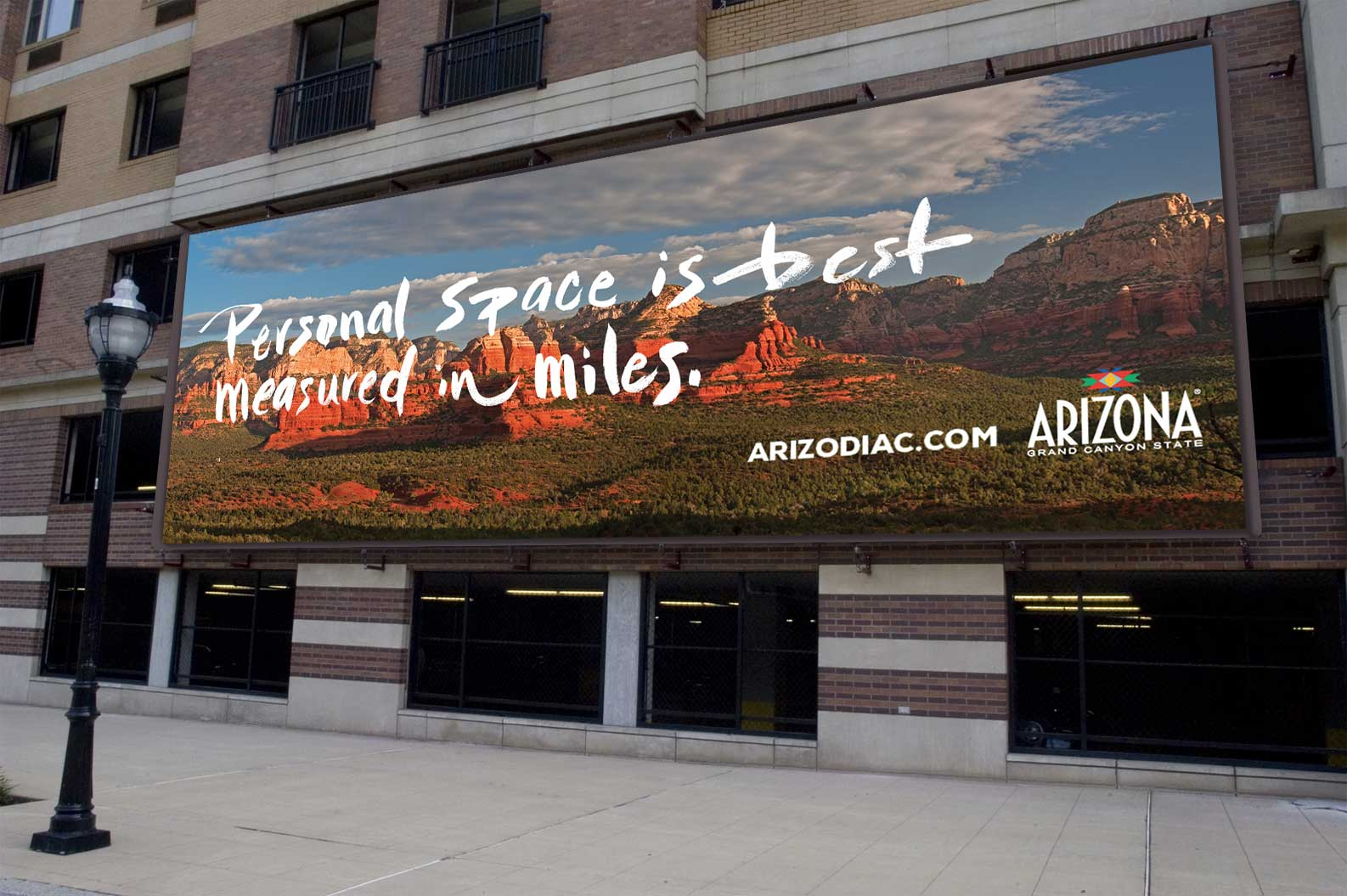 Arizona Office of Tourism - Strategy, Campaign & Outreach  View Campaigns