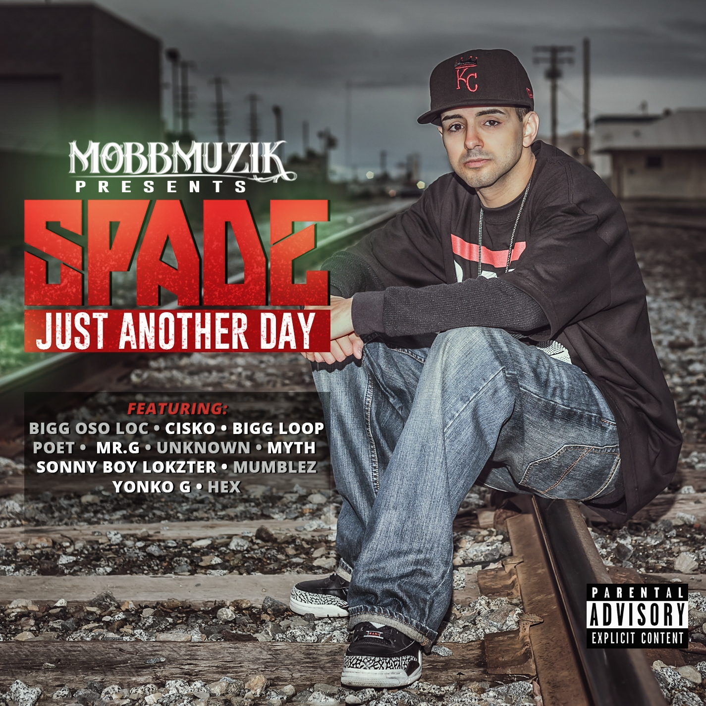 Spade-Just Another Day
