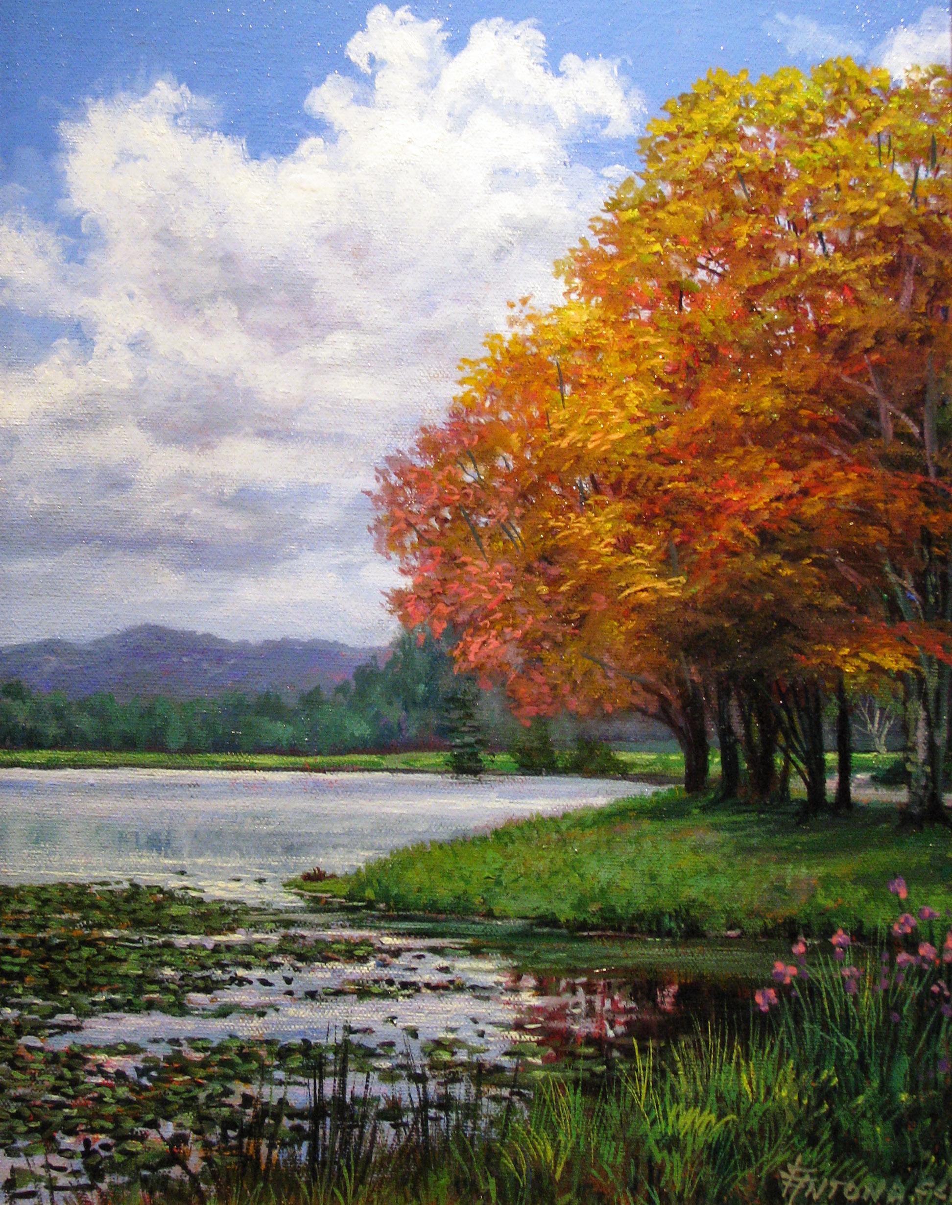 Bass Lake •