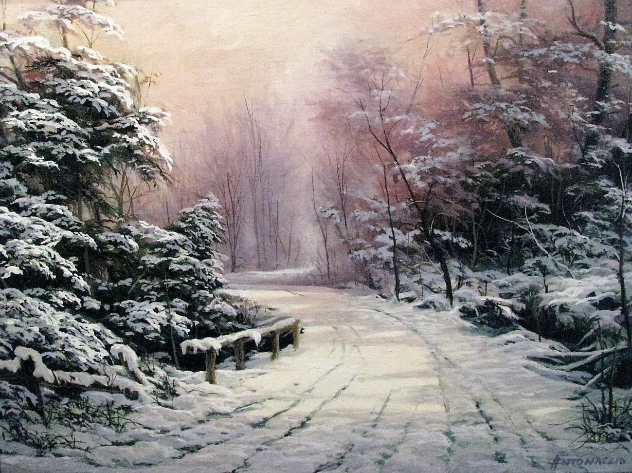 Winter Road •