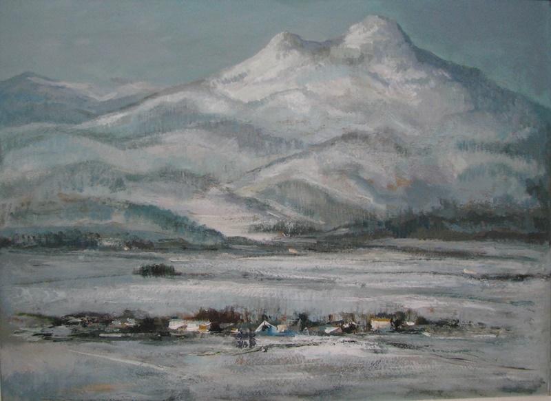 Snow Mountain *