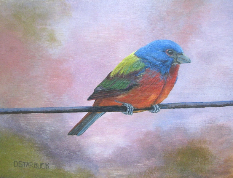 Painted a Bunting