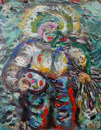 Wiili the Painter