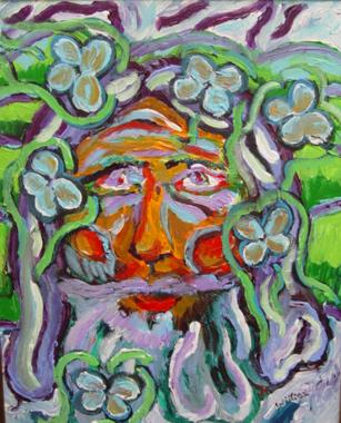 Hawaiian Wiili (Self Portrait)