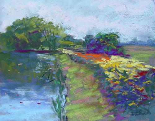 Along the Riverbank *