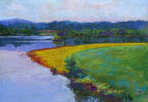 Bloom on Cherokee Lake