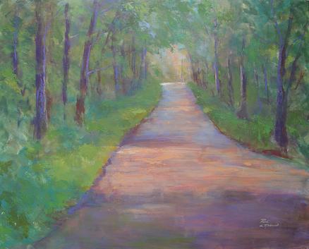 Laurel Run Path *