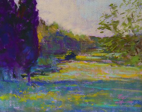 Purple Cedars *