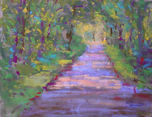 Sunlit Path *