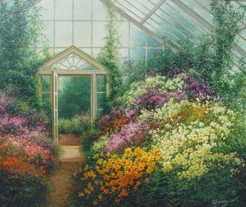 Greenhouse Flowers  *