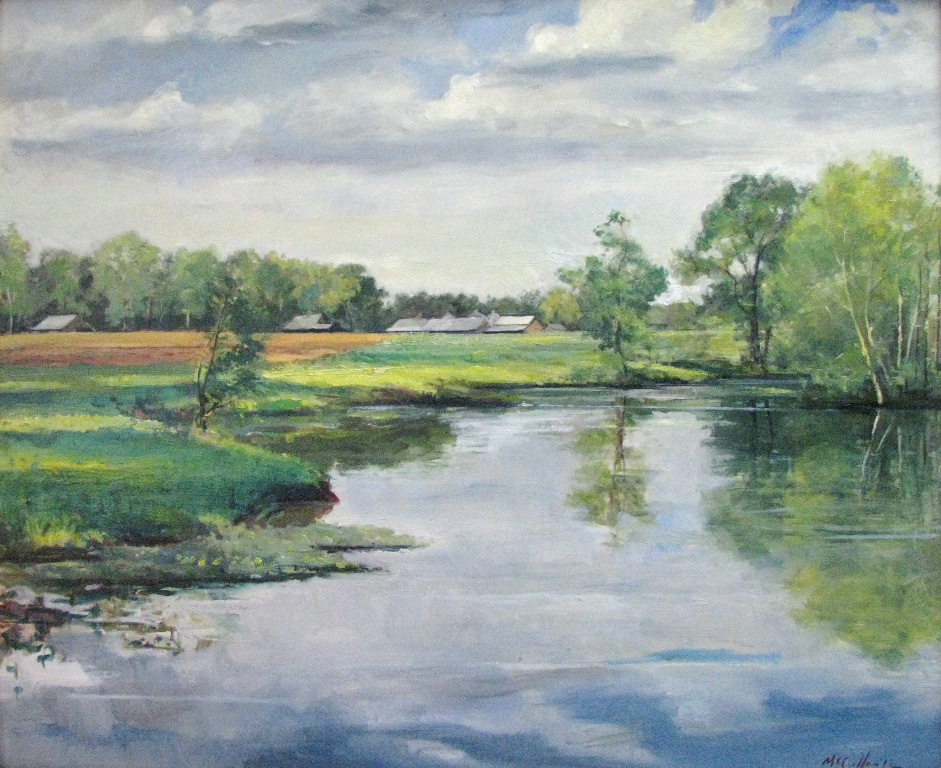 Mr. Billy's Pond