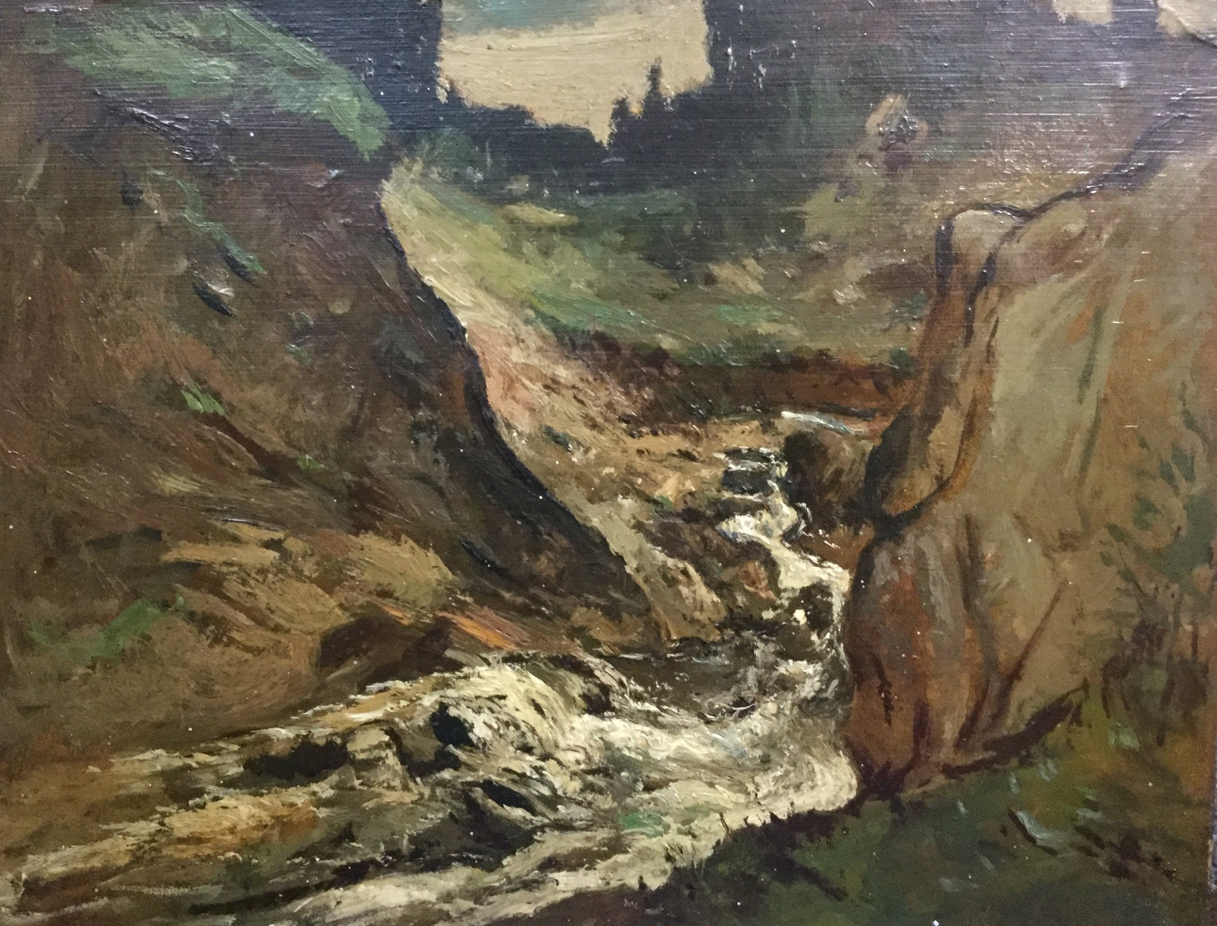 Raging River *